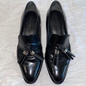 Alexander Wang Georgie tasseled loafers